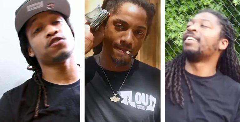 "LHK Presents: Treys Up, E Major, UPT Vido – ""Right Back"" (Video)"