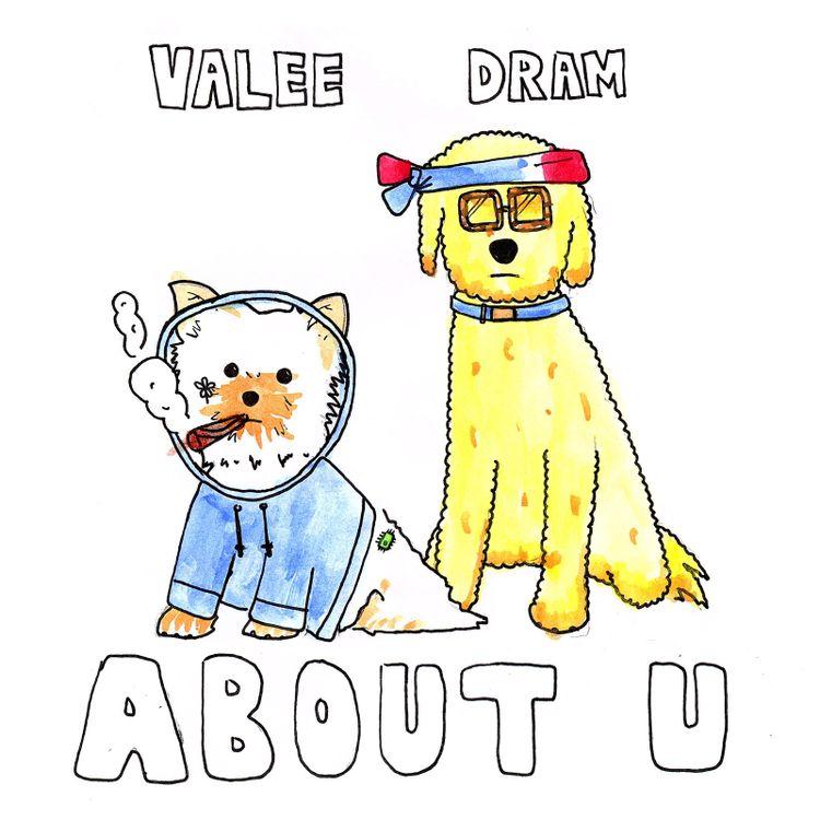 "Valee Feat. DRAM – ""About U"""