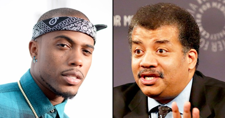 B.o.B & Neil deGrasse Tyson Are Now In A Rap Beef Over The Earth's Shape