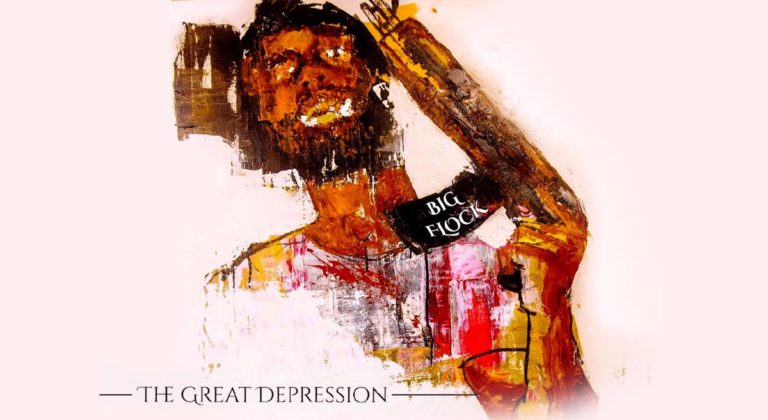 "Big Flock – ""The Great Depression"" Mixtape (Stream x Download x Purchase)"