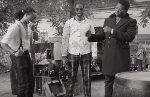 2 Chainz Feat. Gucci Mane & Quavo – Good Drank (Video)