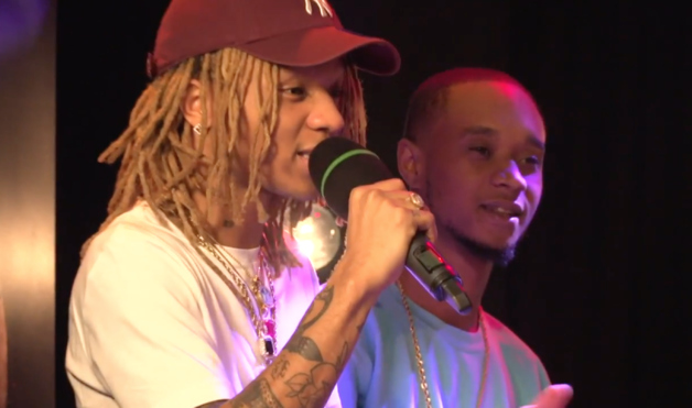 WATCH: Rae Sremmurd Freestyles Over '99 Problems'