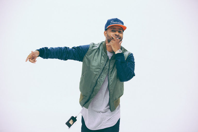 Eric Bellinger Feat. Wale – Treat Yourself
