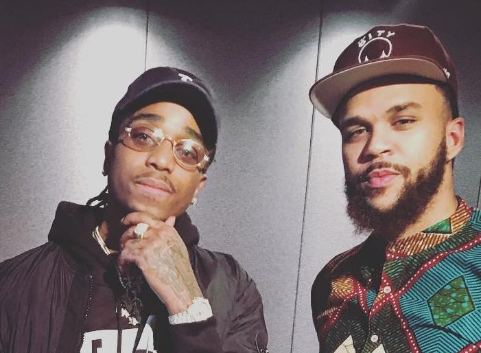 Jidenna Feat. Quavo - The Let Out - JUKEBOX:DC