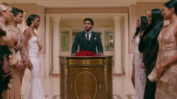 Trey Songz Is Starring In A New Dating Show On VH1