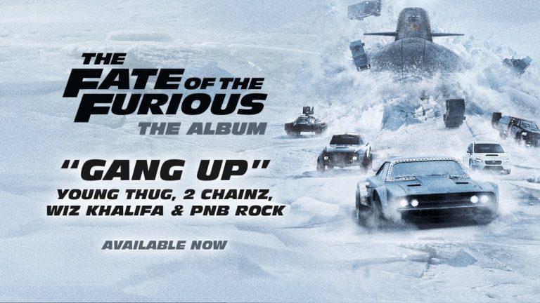 Young Thug, 2 Chainz, Wiz Khalifa & PnB Rock – Gang Up