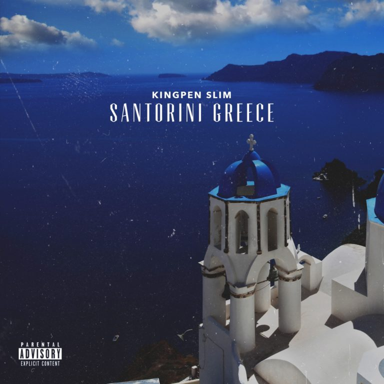 Kingpen Slim – Santorini Greece Freestyle