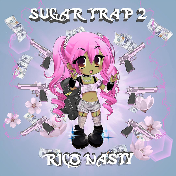 Rico Nasty – Sugar Trap 2; 'Spaceships' (Video)