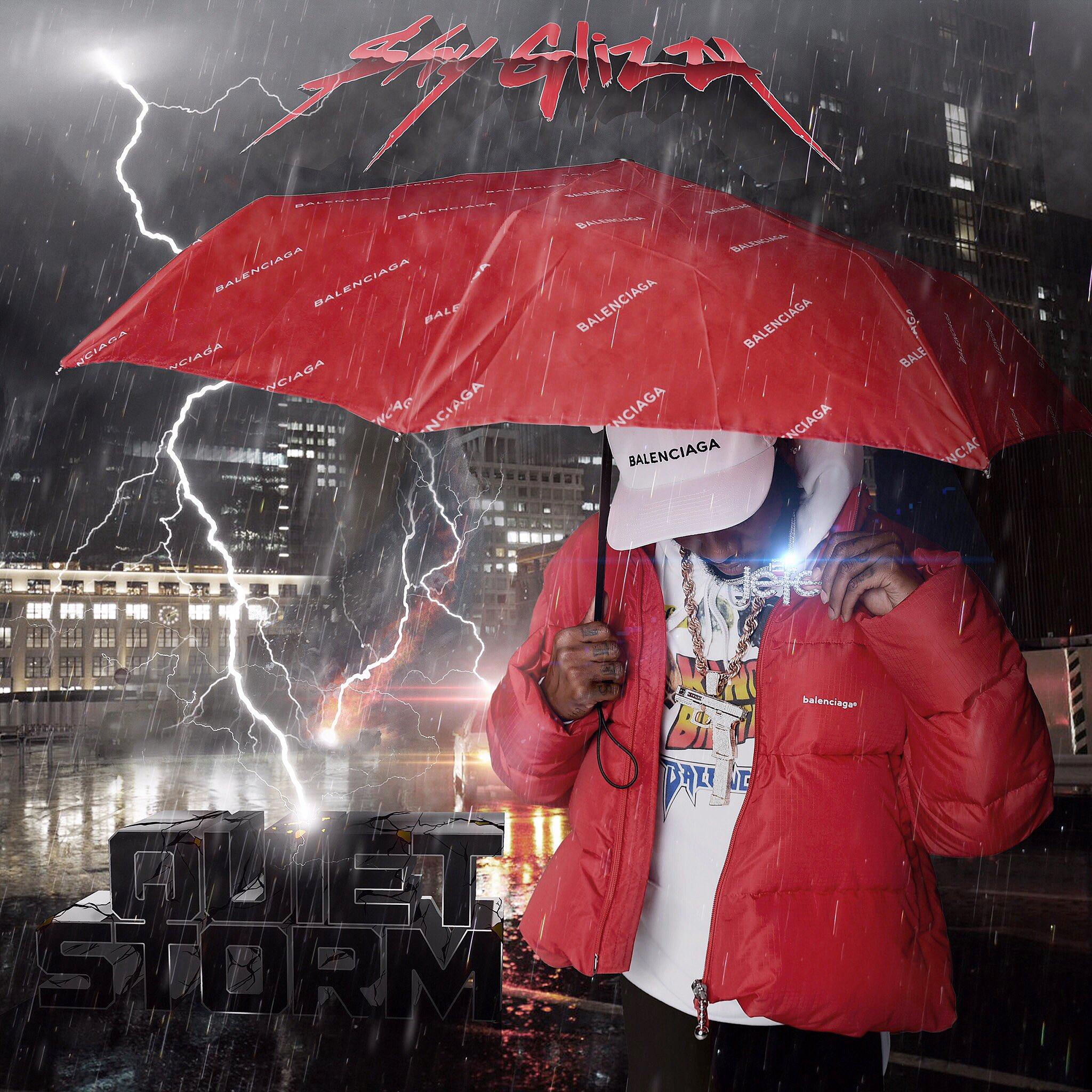 Shy Glizzy – Quiet Storm (EP)