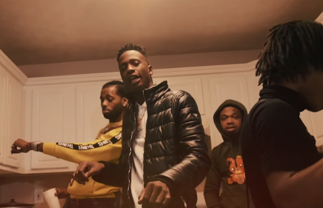 Hoodrich Pablo Juan Feat. Yung Mal & Lil Jay Brown – 1017 Ways (Video)