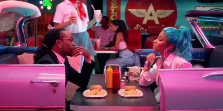Quavo & Nicki Minaj – She For Keeps (Video)