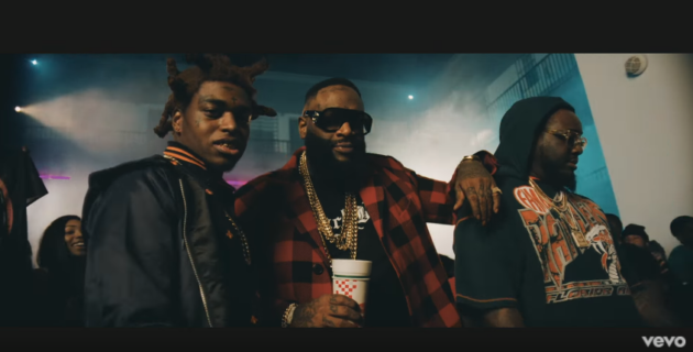 "Rick Ross Feat. T-Pain & Kodak Black ""Florida Boy"" (Video)"