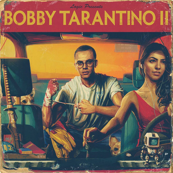 Logic Gains A Number One Album, Loses A Wife