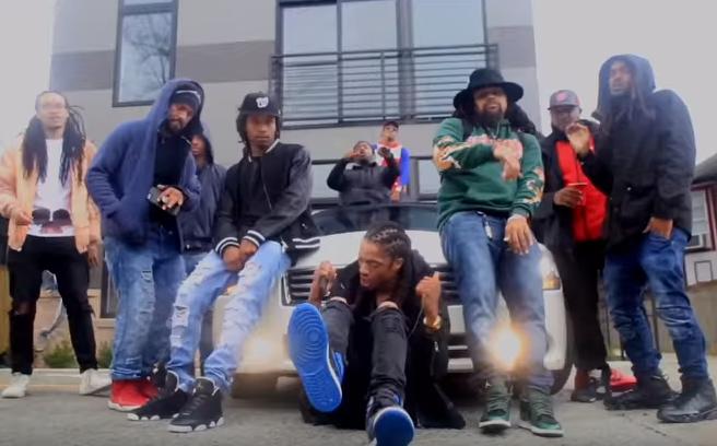 "LHK Presents E Major & UPT Vido Feat. Wolde – ""Gettin Money"" (Video)"