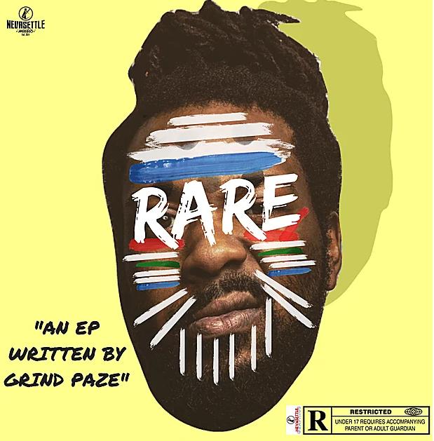 Grind Paze – 'RARE' EP (Stream)