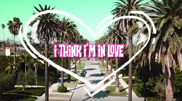 """Kazzie Feat. Rico Nasty – """"Think I'm In Love"""""""