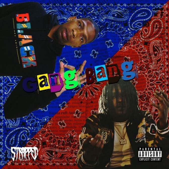 "BlocBoy JB – ""Gangbang"" (Feat. Young Nudy) & ""Hard"" (Feat. Tay-K)"
