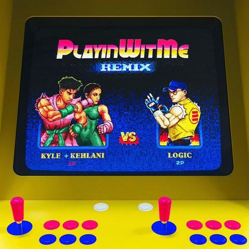 "KYLE Feat. Logic – ""Playinwitme"" (Remix)"