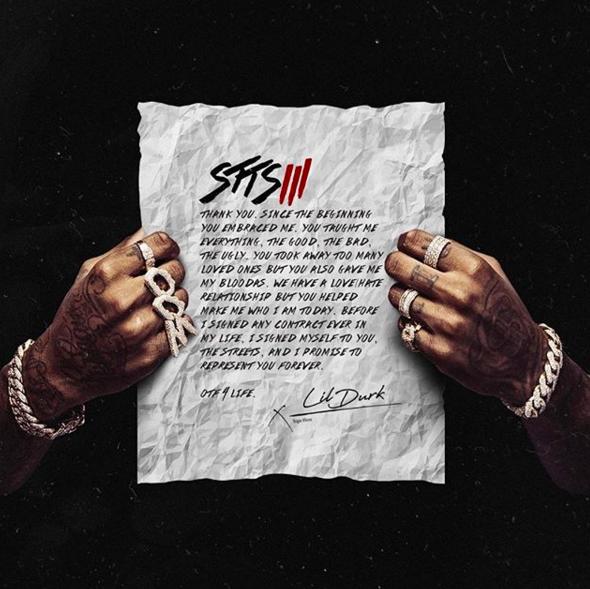 """NEW MUSIC: Lil Durk Feat. Lil Skies – """"Rockstar"""""""