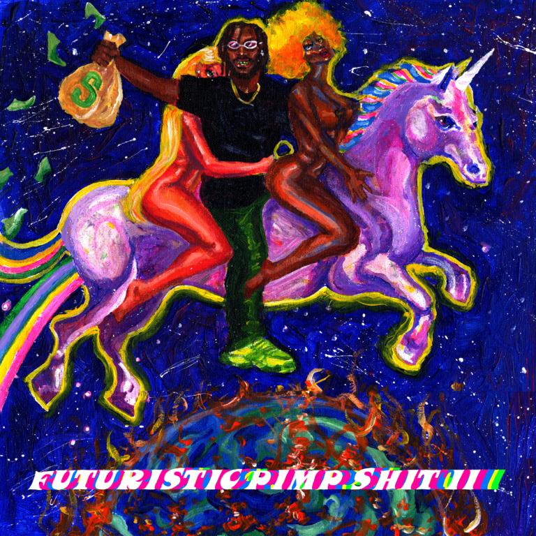 "Bucky Malone – 'Futuristic Pimp $hit II'; ""Cool It"" (Video)"