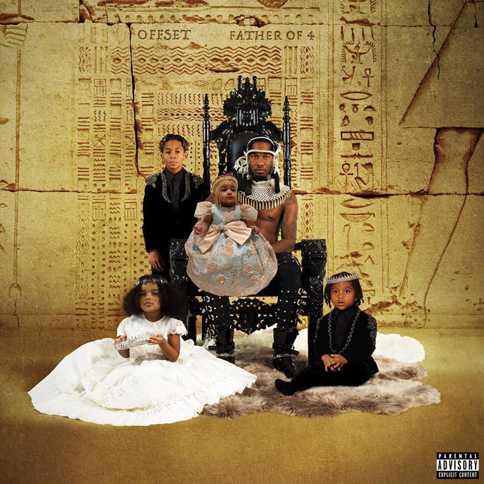 "Offset – 'Father Of 4'; ""Quarter Milli"" Feat. Gucci Mane (Video)"