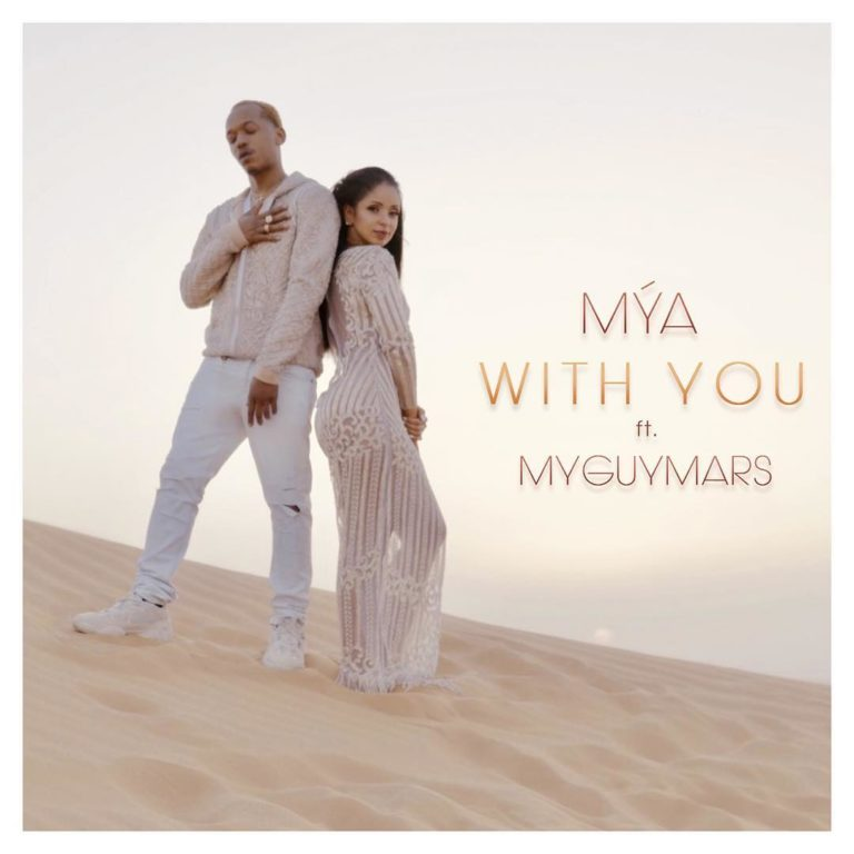 "Mýa – ""With You"" (Video)"