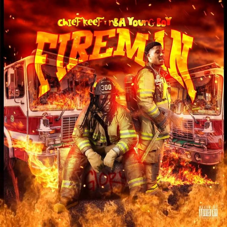 "Chief Keef Feat. NBA YoungBoy – ""Fireman"""