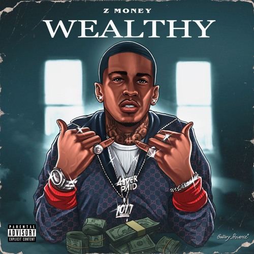 Z Money – Wealthy (Prod. by Hendrixx)