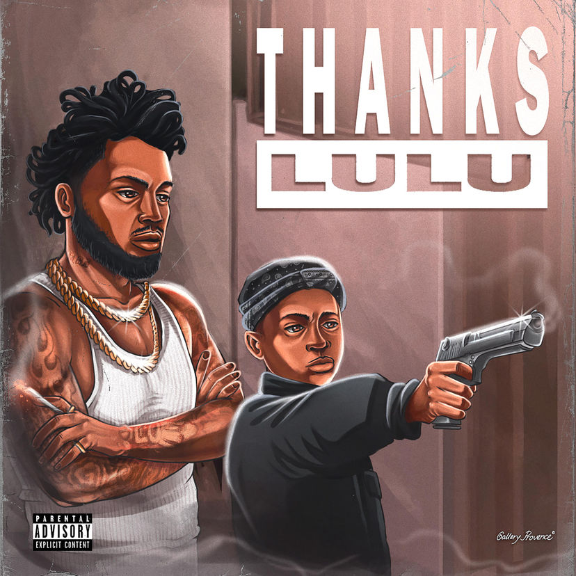 LuLu P – 'Thanks LuLu' (Stream)