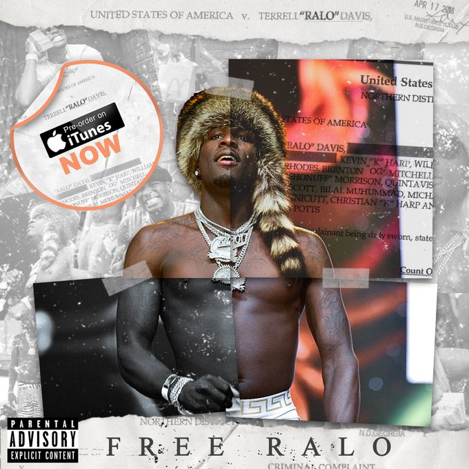 "Ralo Feat. Tee Grizzley, VL Deck & Ziggy Famgoon – ""Bulls***"""