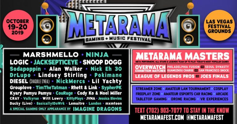 Logic Joins Snoop Dogg & Lil Yachty As Headliners for Metarama Festival