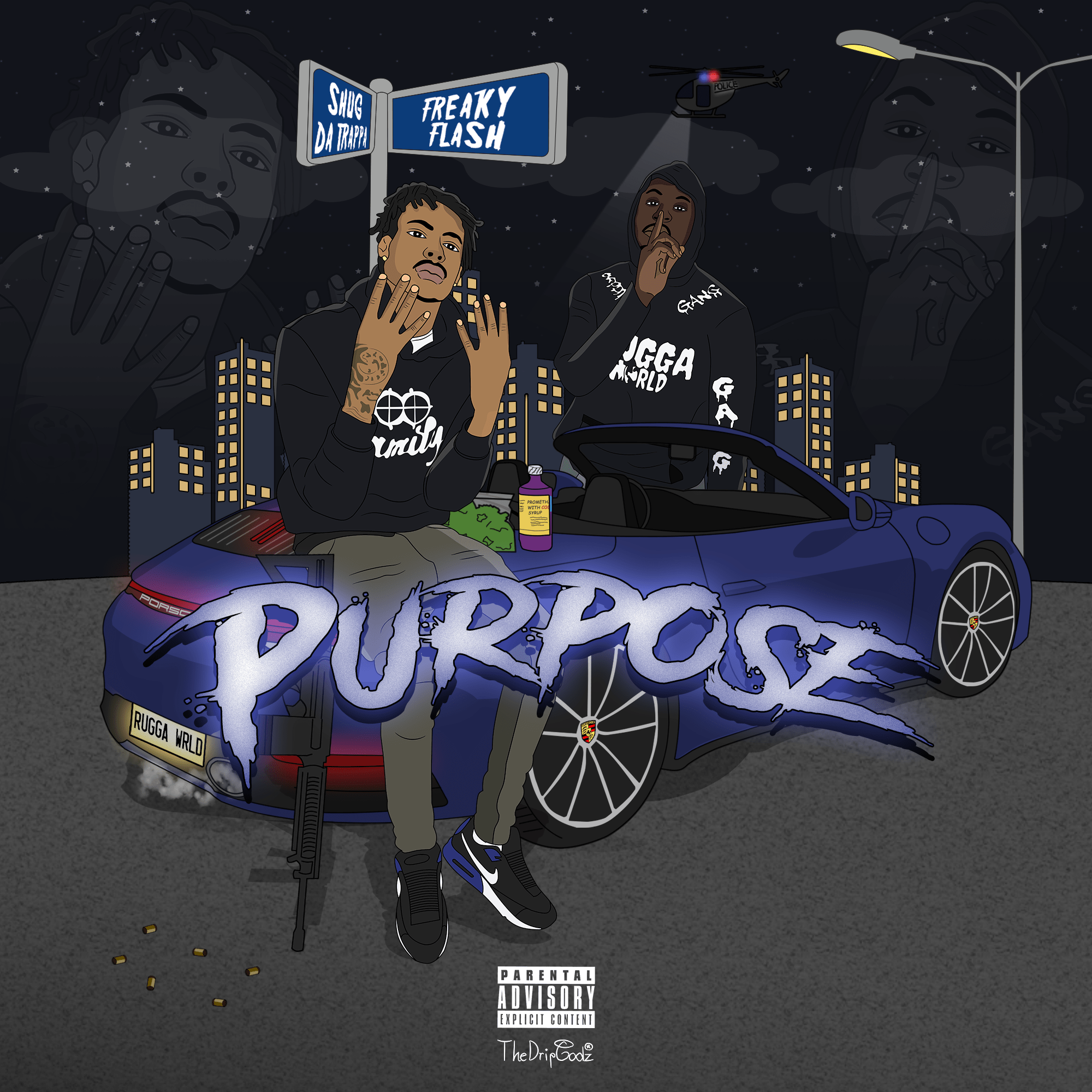 "Freaky Flash Feat. Shug Da Trappa – ""Purpose"""