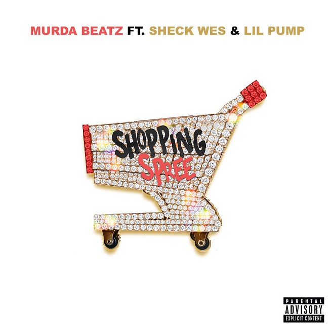 "Murda Beatz Feat. Sheck Wes & Lil Pump – ""Shopping Spree"""