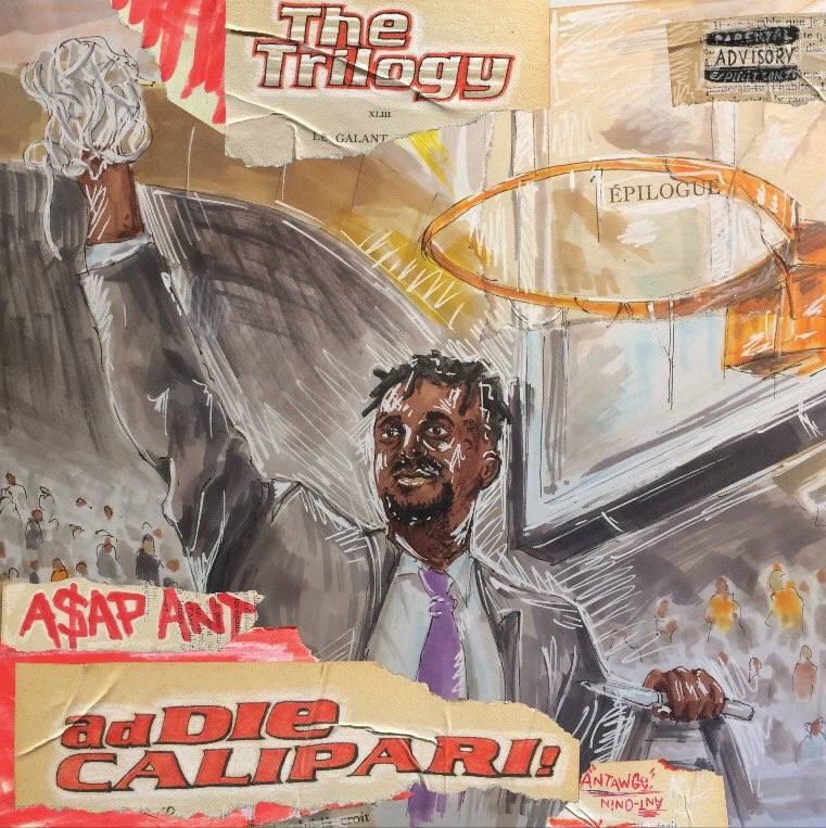 A$AP Ant – Addie Calipari (The Trilogy) [Mixtape Stream]