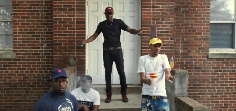 """Young Jitta, Hugo Boss Don & D.C. Slim – """"Drip n Booth"""" (Video)"""