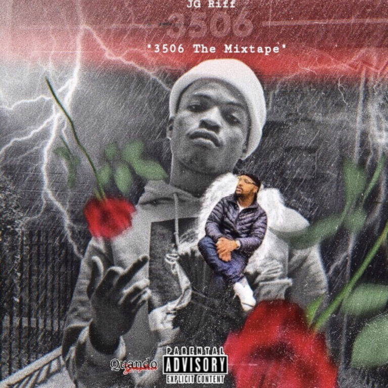 JG Riff – '3506 The Mixtape'