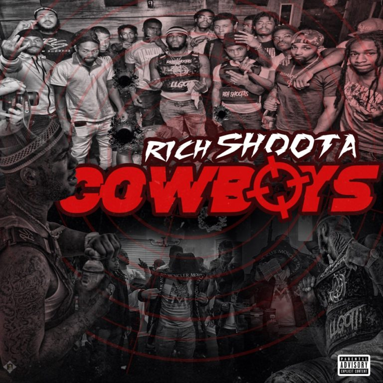 Rich Shootas – Rich Shoota Cowboys (Stream)