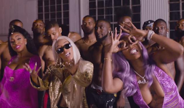 "K. Michelle Feat. City Girls & Kash Doll – ""Supa Hood"" (Video)"