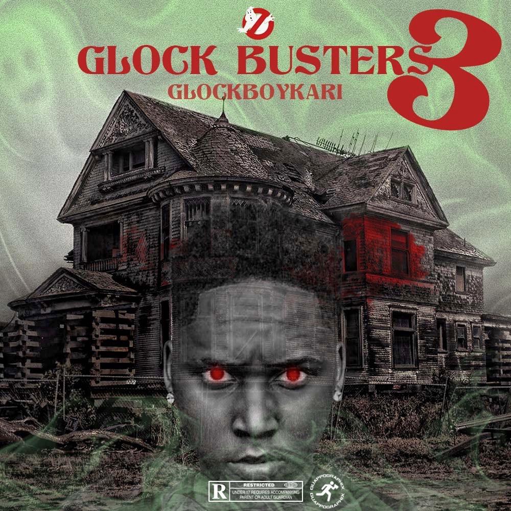 GlockBoyKari – 'Glock Busters 3' (Stream)