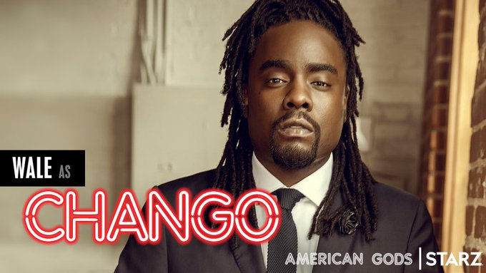 What Role Will Wale Play on 'American Gods'?