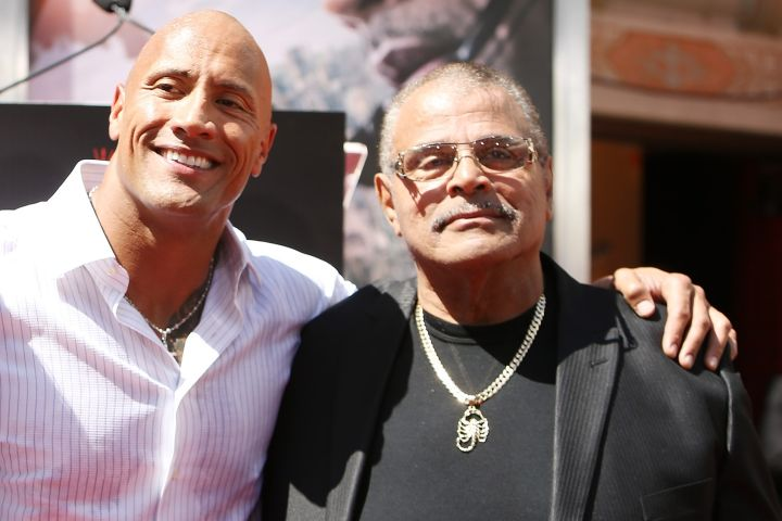 "PICS: The Rock's Father, WWE Hall Of Famer, Rocky ""Soul Man"" Johnson Dead At 75 😥"