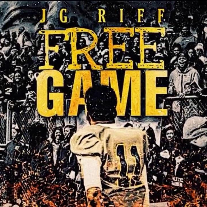 JG Riff – 'Free Game' (Stream)