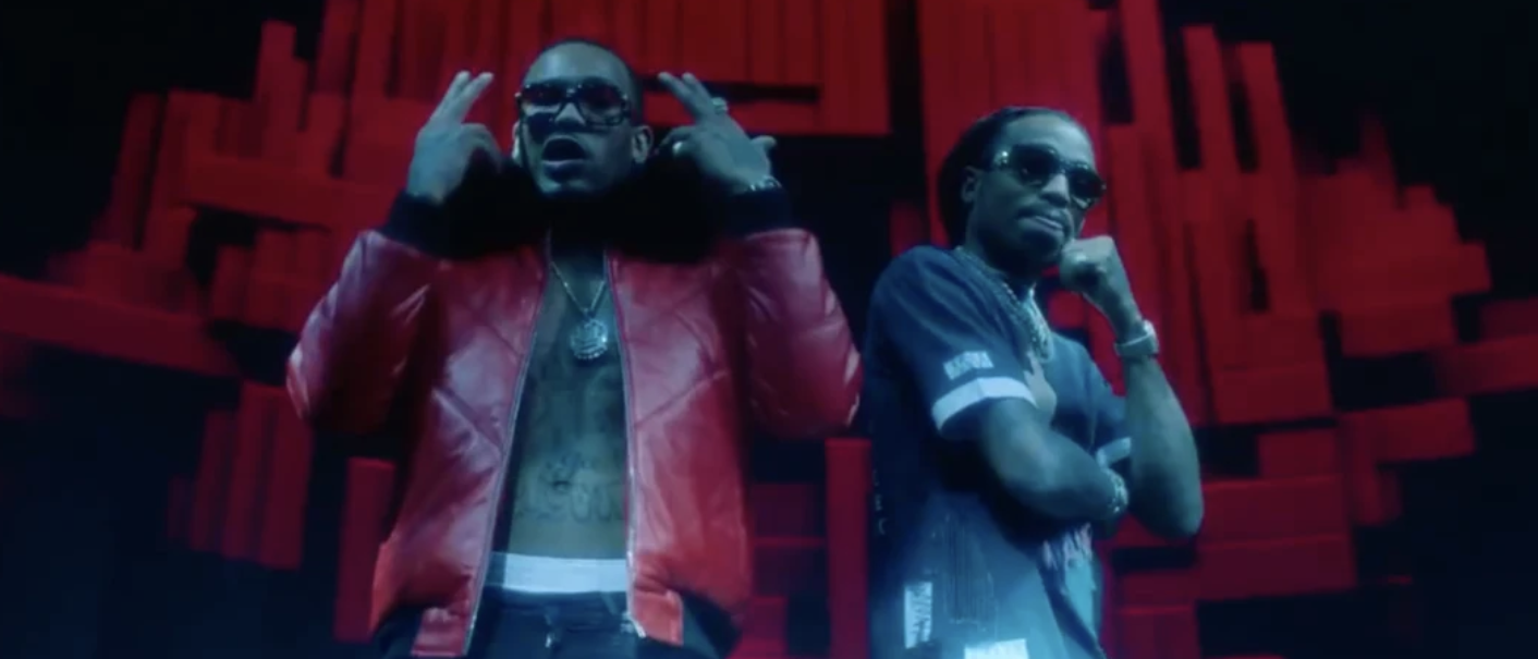 "Trouble Feat. Quavo – ""Popped"" (Video)"