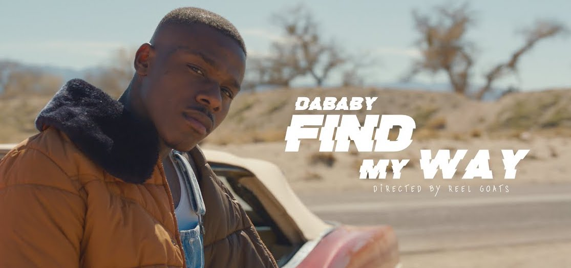 "DaBaby – ""Find My Way"" (Video)"