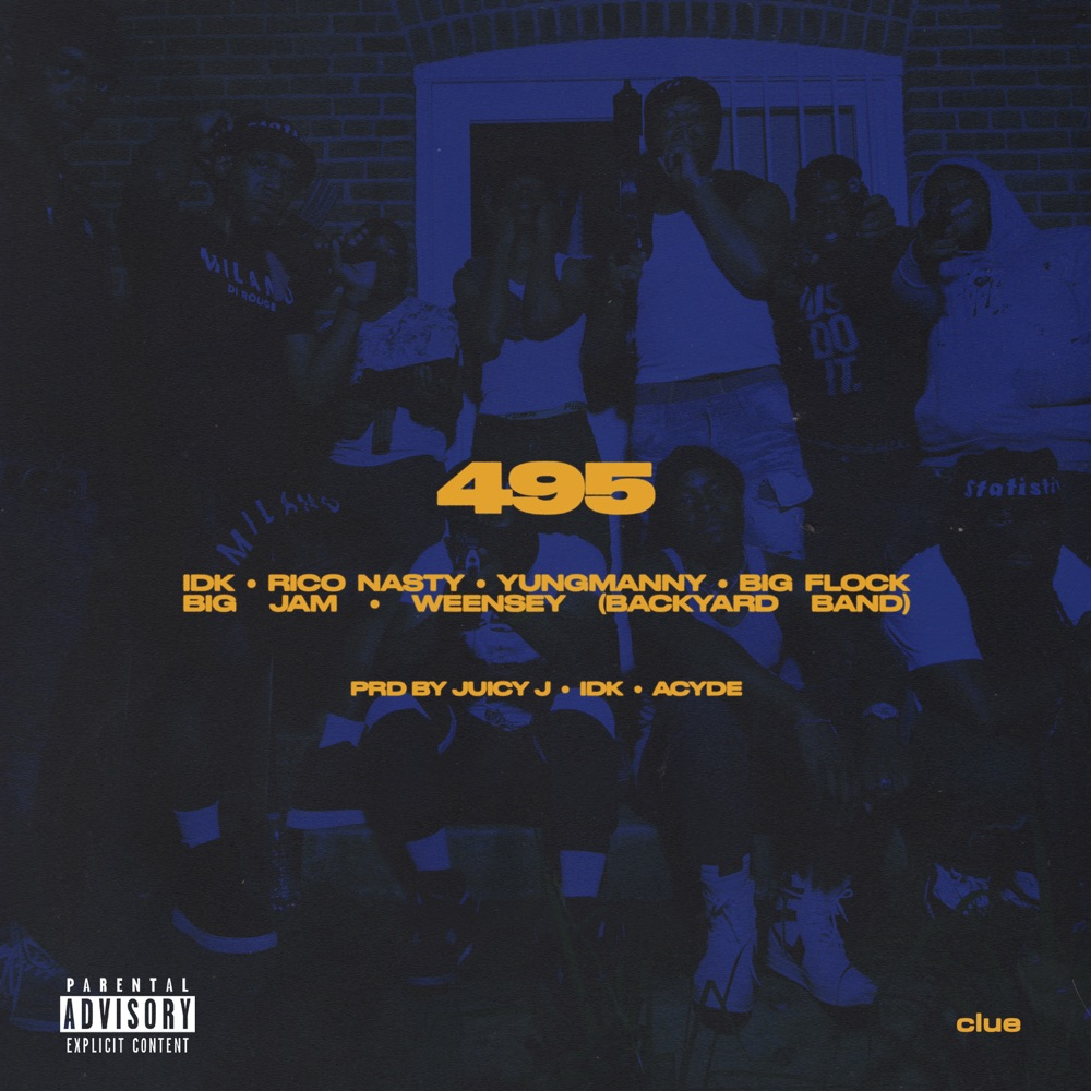 "Breaking Down IDK & YungManny's ""495"" (ft. Rico Nasty, Big Flock, Big Jam & Weensey)"