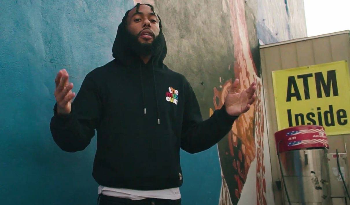 Devin The Ripper x Treys Up- Out The Grind (Video)