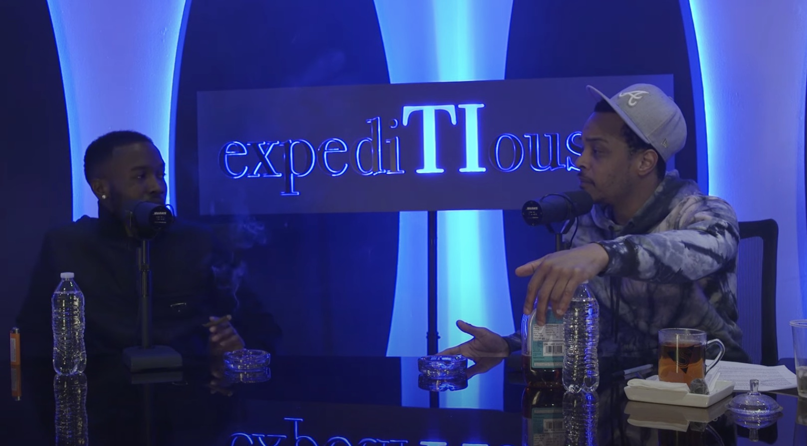 "WATCH: Shy Glizzy on T.I.'s ""expediTIously Podcast"""