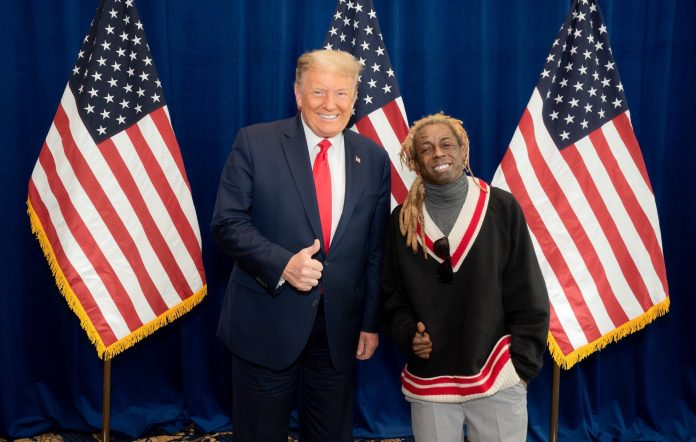 Lil Wayne and Kodak Black Get Clemency From Trump