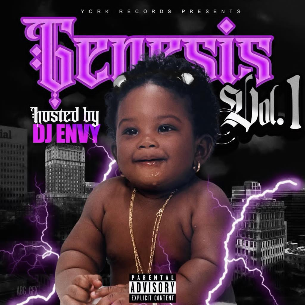 DJ Envy & York Records – 'Genesis Vol. 1' (Stream)