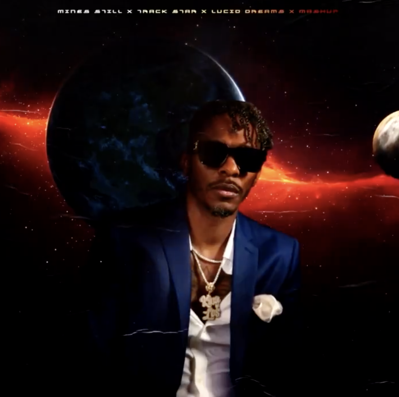 "King Los Drops ""Mines Still,"" ""Track Star,"" and ""Lucid Dreams"" Mashup"